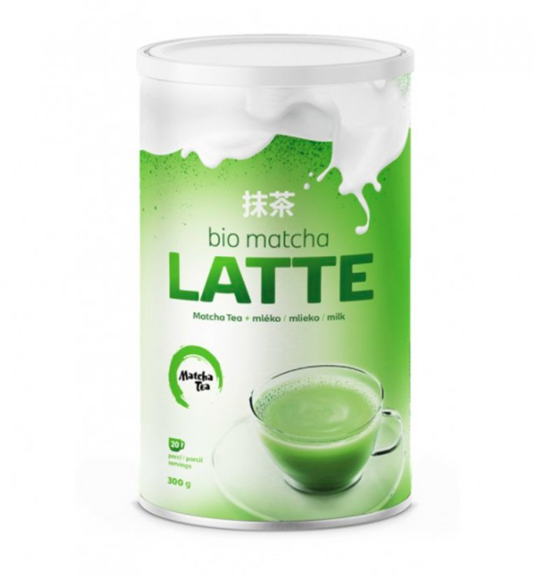 BIO Matcha Tea Latte