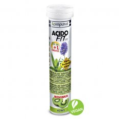 AcidoFit MD kiwi 15+1 tbl.