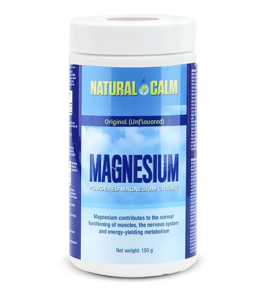 Levně Natural Calm Magnesium,Natural Calm Magnesium