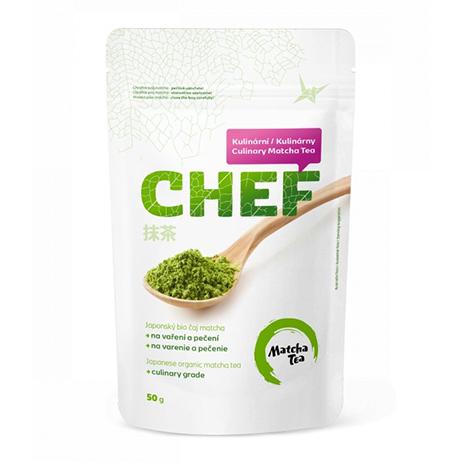 Levně BIO Matcha Tea Chef, 50 g,BIO Matcha Tea Chef, 50 g