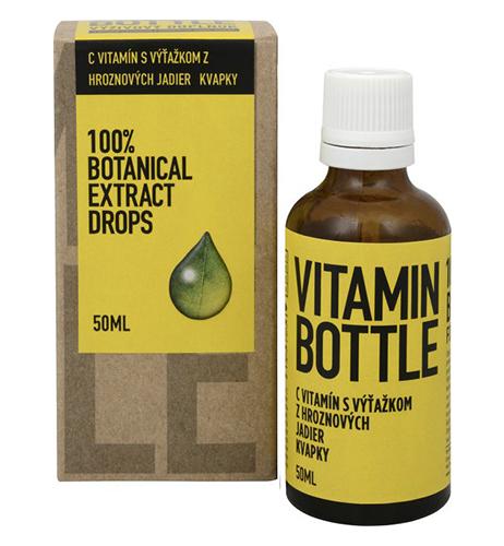 Levně Vitamín C s výtažkem z hroznových jader,Vitamín C s výtažkem z hroznových jader