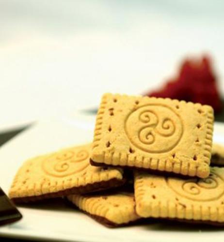 Levně Máslové sušenky s čokoládovou polevou Express Diet,Máslové sušenky s čokoládovou polevou Express Diet