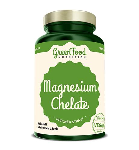 Levně Magnesium Chelát,Magnesium Chelát